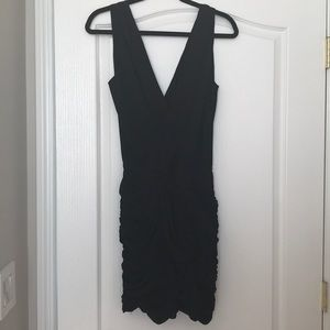 Armani exchange mini dress